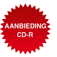 aanbieding duplicaties cd